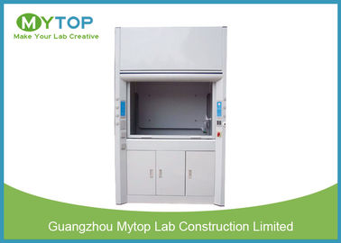 Metal Fume Hood For Chemical Laboratory 5 Feet , Safety Chemistry Vent Hood