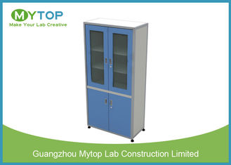 Aluminum And Plywood Laboratory Cupboards For Dry Medicine 900 mm Width